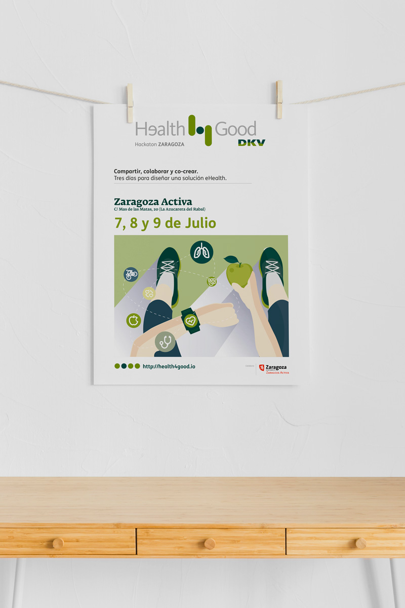Hackathon Health 4 Good, DKV